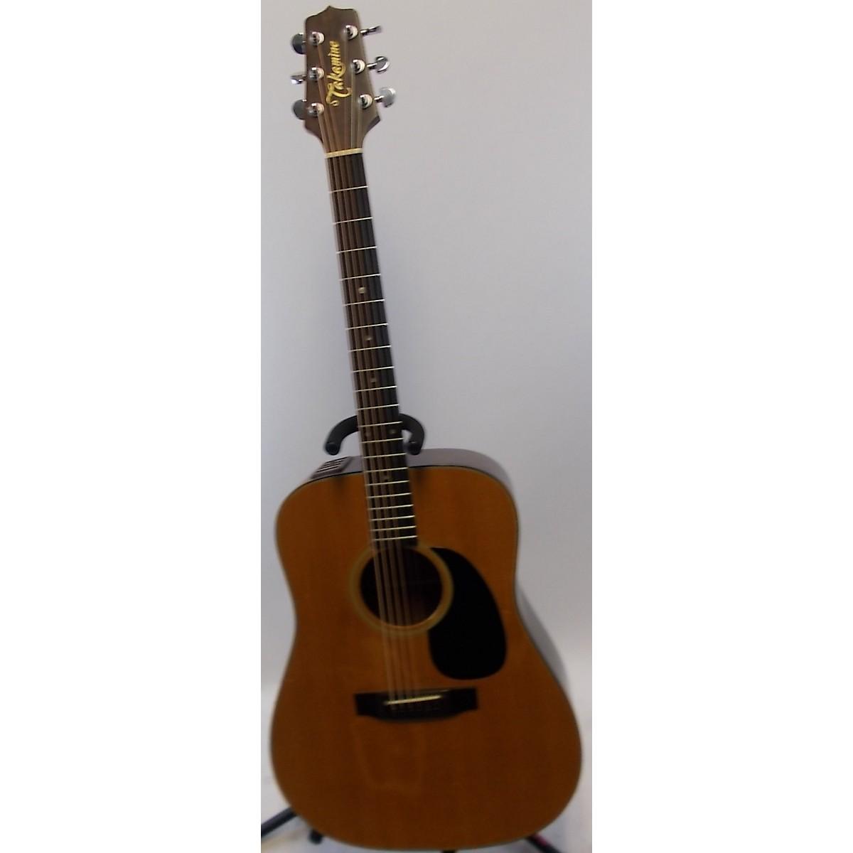 Takamine 1980s EF340 Acoustic Guitar