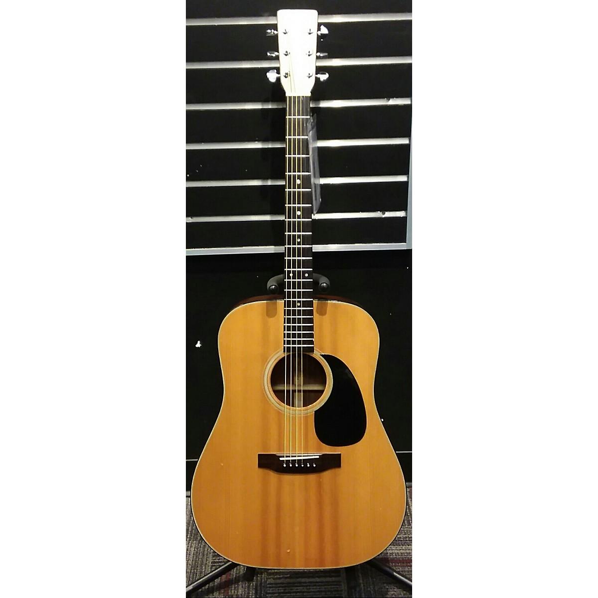 Takamine 1980s F-340s Acoustic Guitar