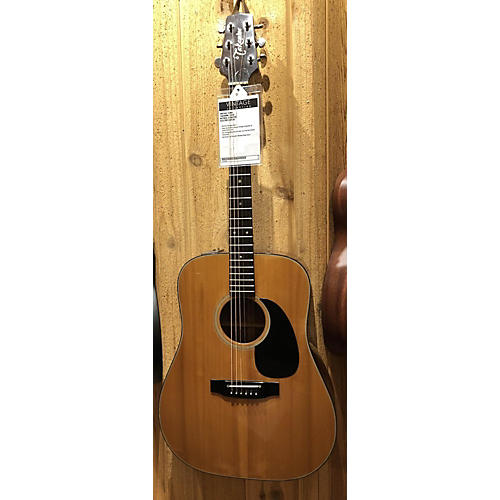 Takamine 1980s F340S Acoustic Electric Guitar