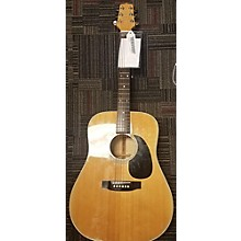 Takamine 1980s F350M Acoustic Guitar