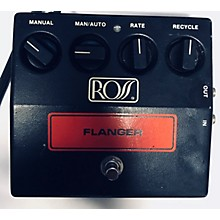Ross 1980s FLANGER Effect Pedal