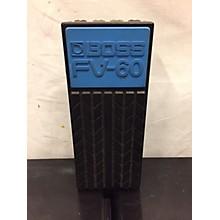 Boss 1980s FV60 Volume Pedal