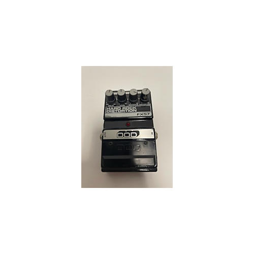 DOD 1980s FX57 Hard Rock Distortion Effect Pedal