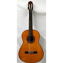 Yamaha 1980s G85-A Classical Acoustic Guitar