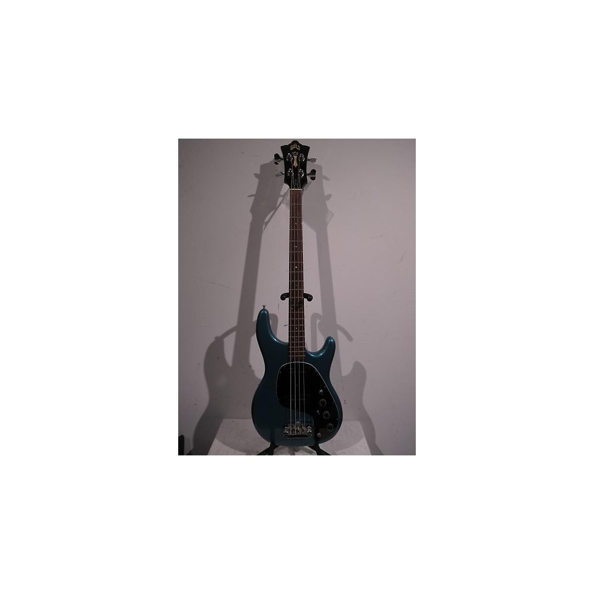Guild 1980s Guild SB-202 Electric Bass Guitar