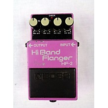Boss 1980s HF-2 Hi Band FLANGER Effect Pedal