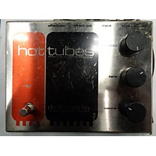 Electro-Harmonix 1980s Hot Tubes Overdrive Effect Pedal