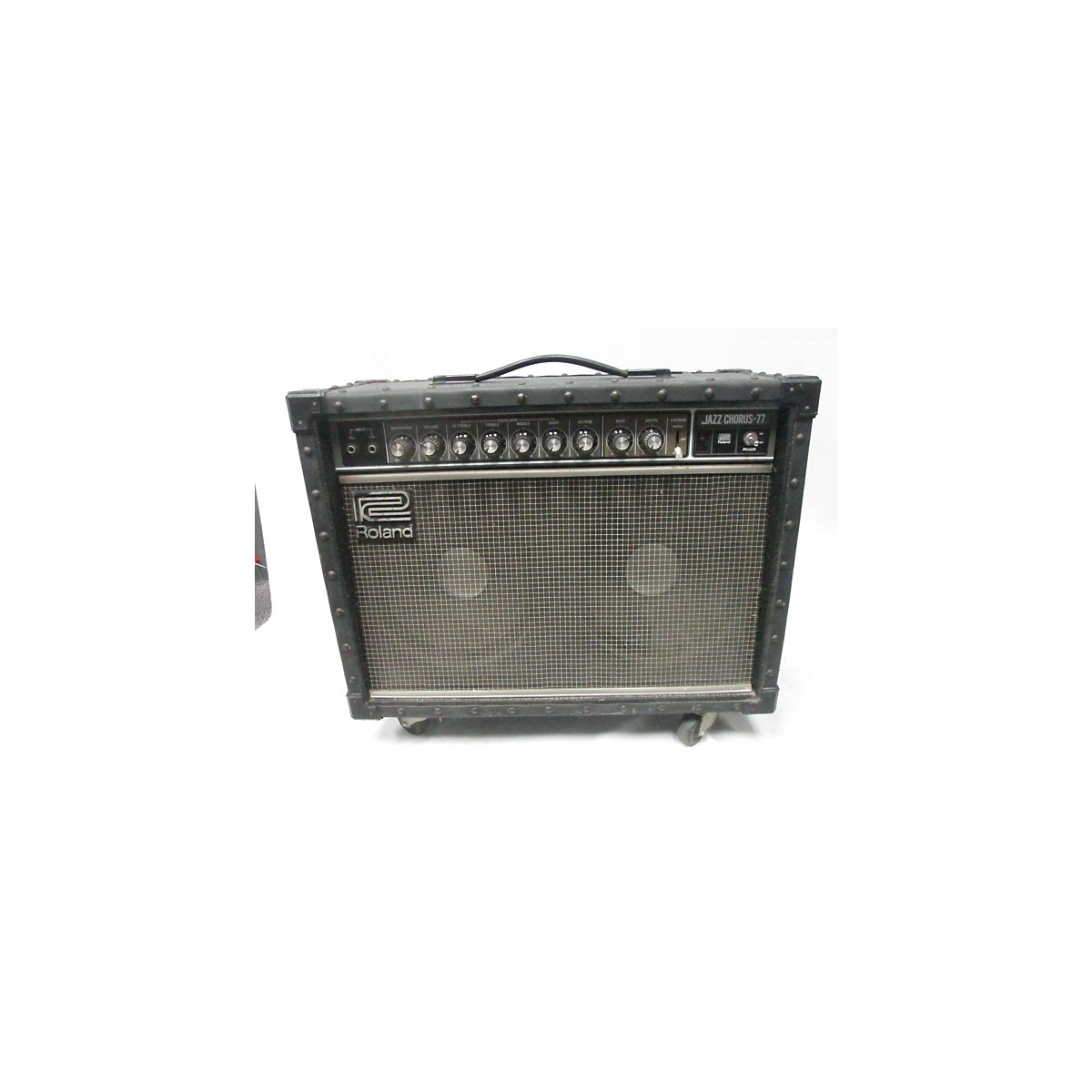 Roland 1980s JC-77 Guitar Combo Amp