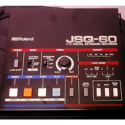 Roland 1980s JSQ-60 Keyboard Workstation