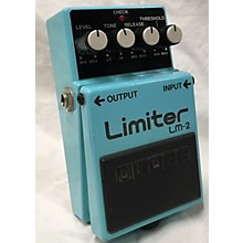 Boss 1980s LM2 Limiter Effect Pedal