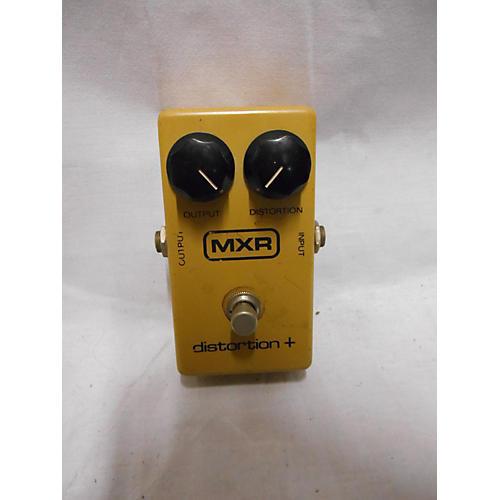 MXR 1980s M104 Distortion Plus Effect Pedal