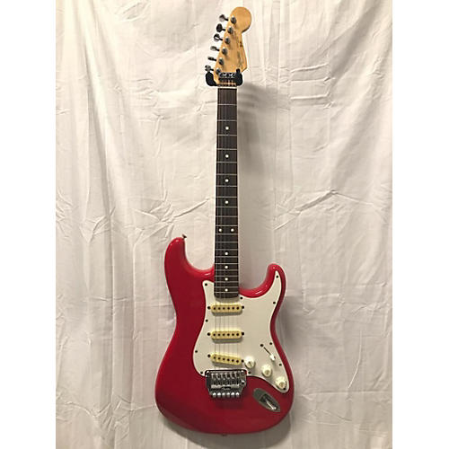 Squier 1980s MADE IN JAPAN STRATOCASTER Solid Body Electric Guitar