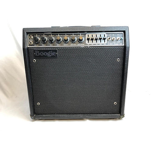 Mesa Boogie 1980s MKIII Combo Black Tube Guitar Combo Amp