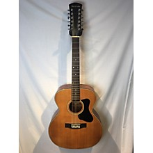 Guild 1980s Madeira 12 String Acoustic Guitar
