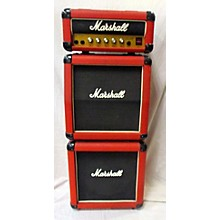 Marshall 1980s Micro Guitar Stack Red Tube Guitar Combo Amp