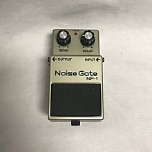 Boss 1980s NF1 Noise Gate Effect Pedal