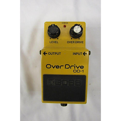 Boss 1980s OD-1 Overdrive Effect Pedal
