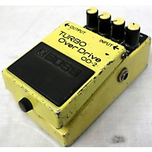 Boss 1980s OD2 Turbo Overdrive Effect Pedal