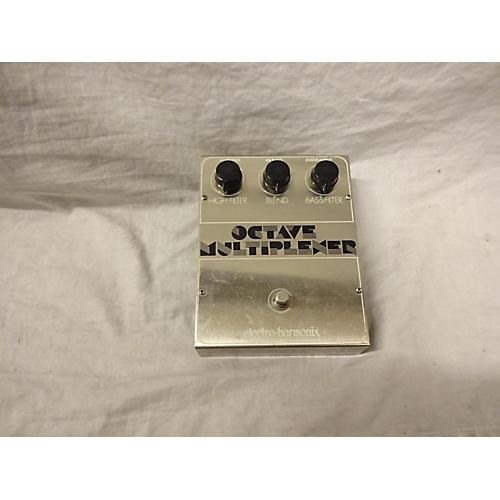 Electro-Harmonix 1980s Octave Multiplexer Effect Pedal