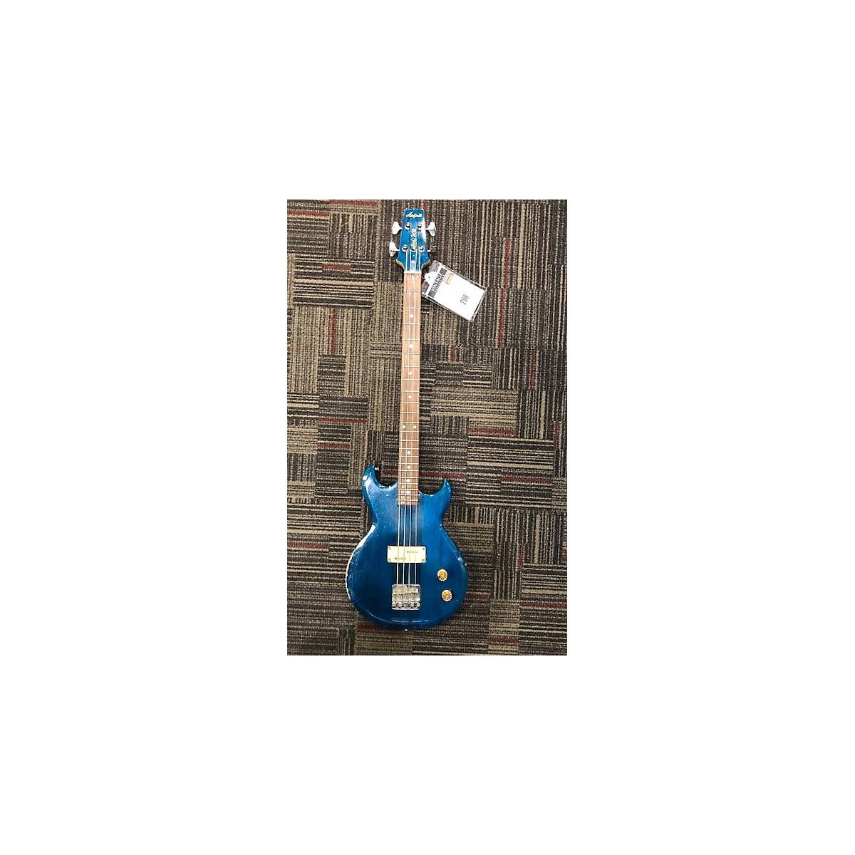 Aria 1980s PRO II CARDINAL SERIES Electric Bass Guitar