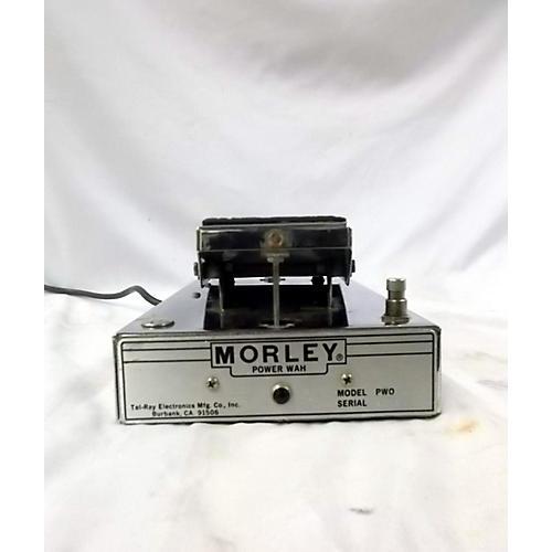 Morley 1980s PWOV Power Wah Volume Effect Pedal