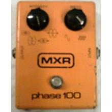 MXR 1980s Phase 100 Block Logo Effect Pedal