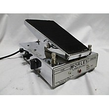 Morley 1980s Power Wah Fuzz Effect Pedal