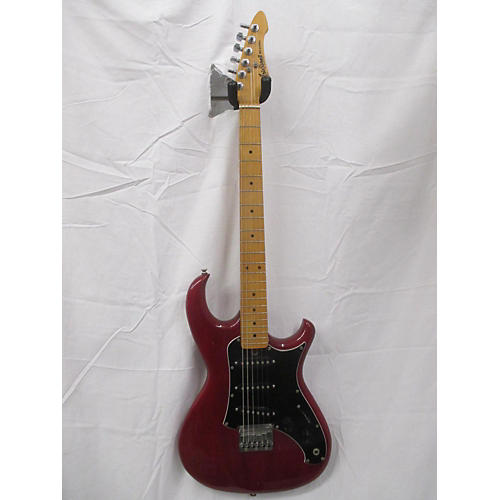 vintage aria 1980s pro ii solid body electric guitar red guitar center. Black Bedroom Furniture Sets. Home Design Ideas
