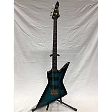 Aria 1980s Pro II ZZ Bass Electric Bass Guitar