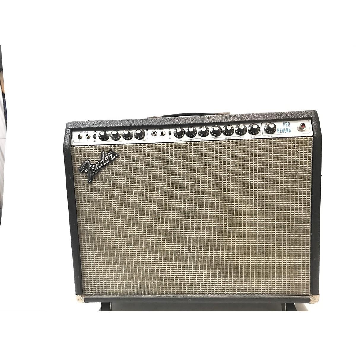 Fender 1980s Pro Reverb Tube Guitar Combo Amp
