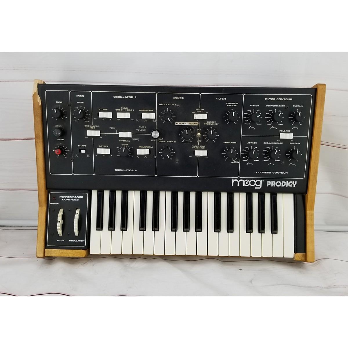 Moog 1980s Prodigy 336A Synthesizer