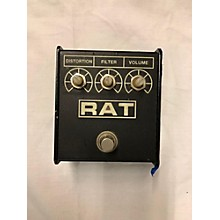 Pro Co 1980s Rat Effect Pedal