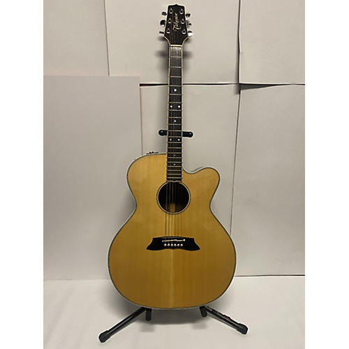 Takamine 1980s SEF391 Acoustic Electric Guitar