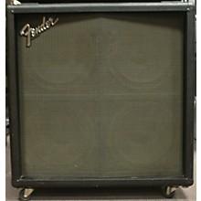Fender 1980s SHOWMAN 412 Guitar Cabinet