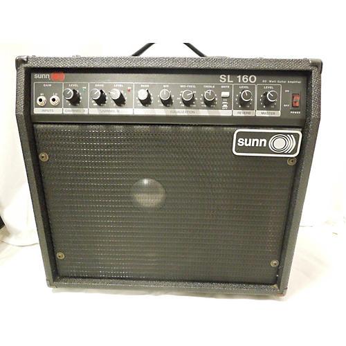 Sunn 1980s SL160 Guitar Combo Amp