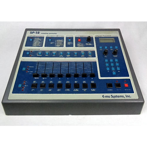 E-mu 1980s SP12 Drum Machine