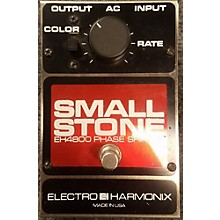 Electro-Harmonix 1980s Small Stone EH4800 Phase Shifter Effect Pedal