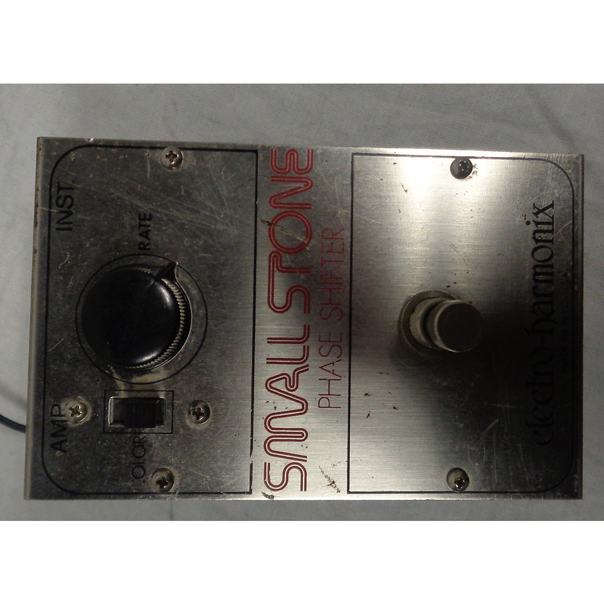 Electro-Harmonix 1980s Small Stone Phase Shifter Effect Pedal