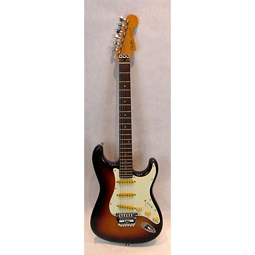 Fender 1980s Standard Stratocaster Solid Body Electric Guitar