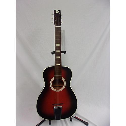 Silvertone 1980s Student Guitar Acoustic Guitar