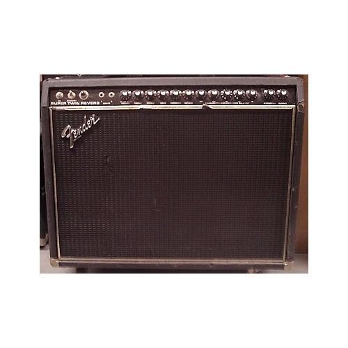 Fender 1980s Super Twin Combo Tube Guitar Combo Amp
