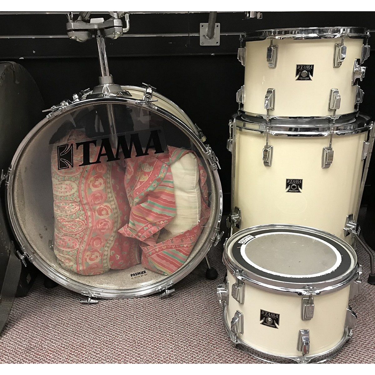 TAMA 1980s Swingstar Drum Kit