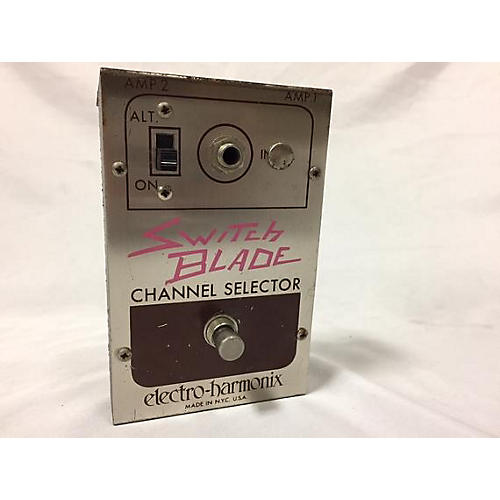 Electro-Harmonix 1980s Switchblade Channel Selector Pedal