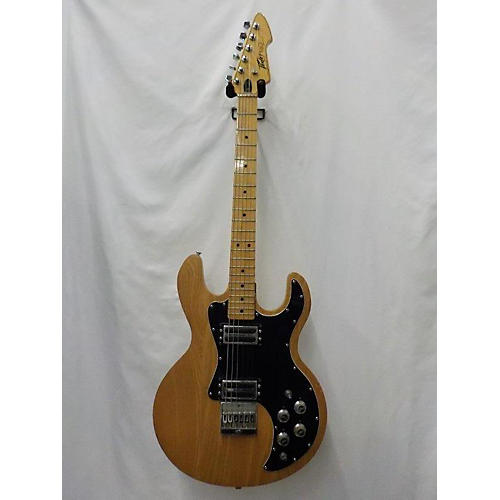 Peavey 1980,s T-60 Nat Solid Body Electric Guitar