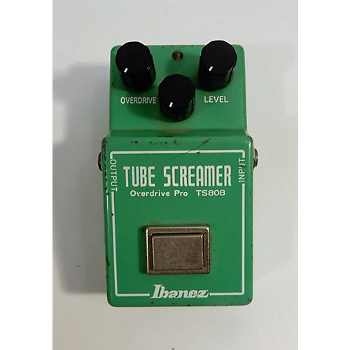 Ibanez 1980s TS-808 Effect Pedal