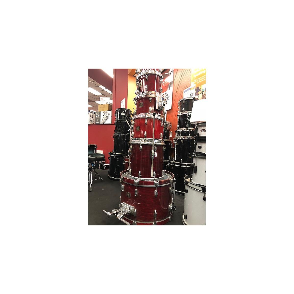 Gretsch Drums 1980s USA Drum Kit