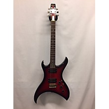 Aria 1980s Urchin Solid Body Electric Guitar