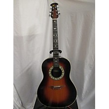 Ovation 1981 1112 Acoustic Guitar