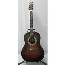 Ovation 1981 1861AX-5 Standard Balladeer Acoustic Electric Guitar