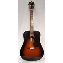 Guild 1981 1981 Guild D-35 Sunburst Acoustic Guitar